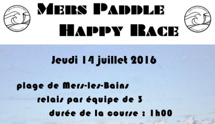 La Mers Happy Race, le 14 Juillet 2016