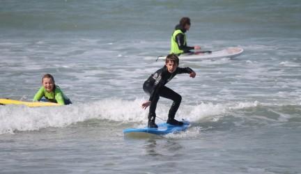 4ème Championnat Départemental de surf scolaire UNSS