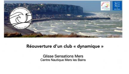 Réouverture du club «dynamique» aux adhérents