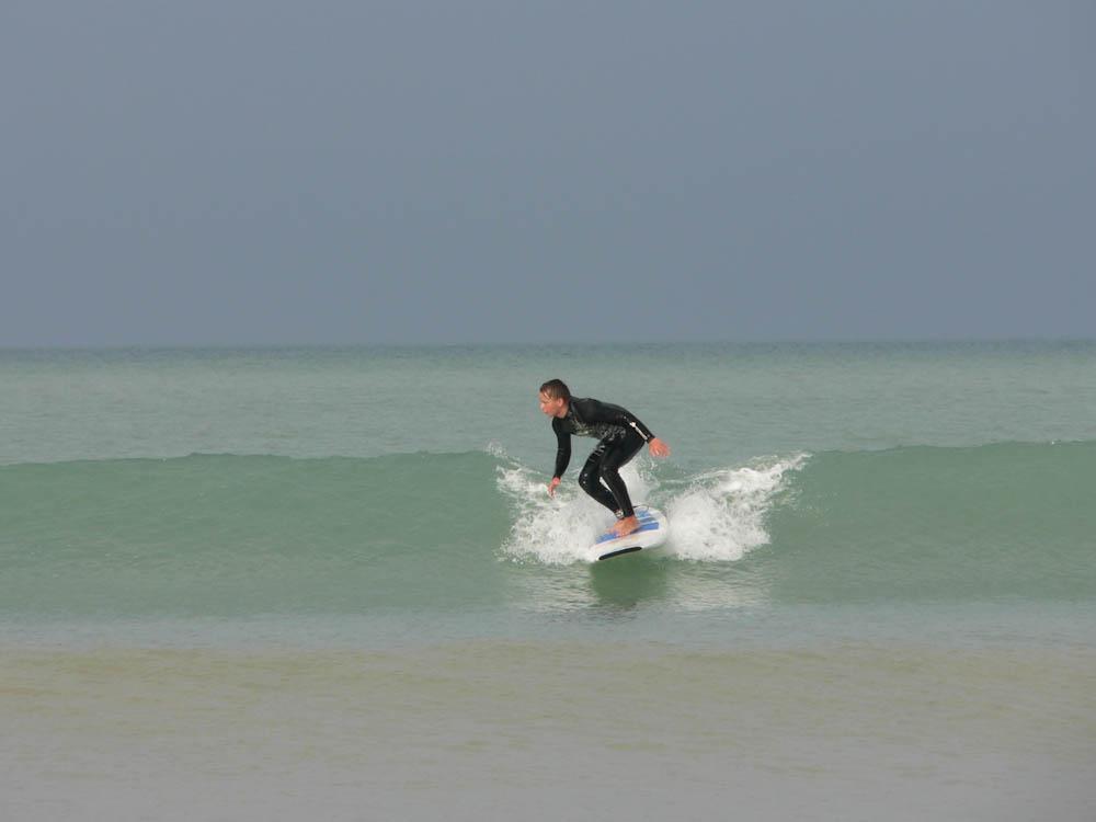 Surf à Mers-les-Bains