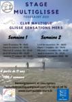 Stages multi-glisse Toussaint 2021