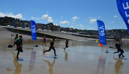 Mers Paddle Happy Race