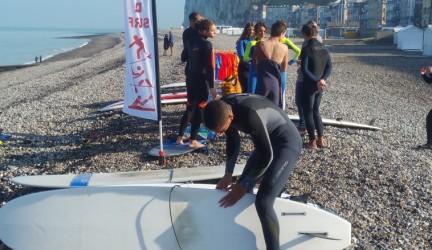 GSM Surf Challenge, 4ème épreuve