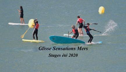 Stages multi-glisse été 2020