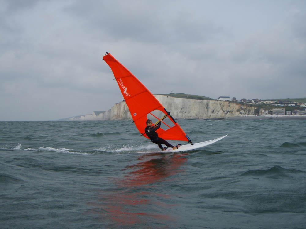Windsurf à Mers-les-bains